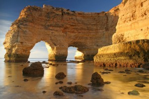 The Algarve Coast is spectacular