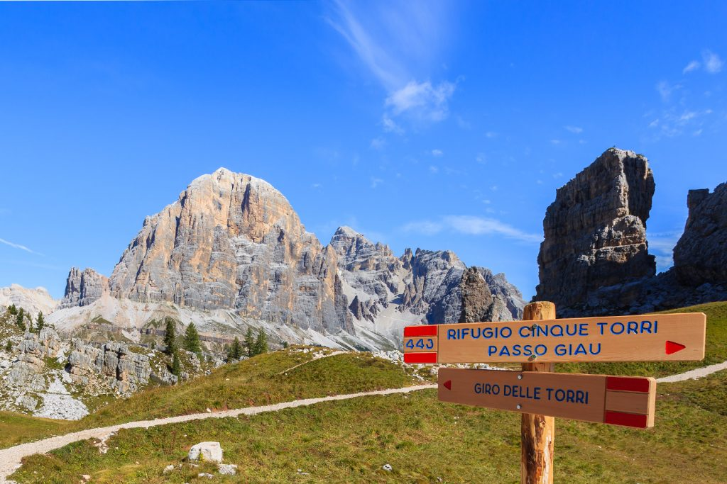 Getting to the Alta Via- An Adventure in itself!