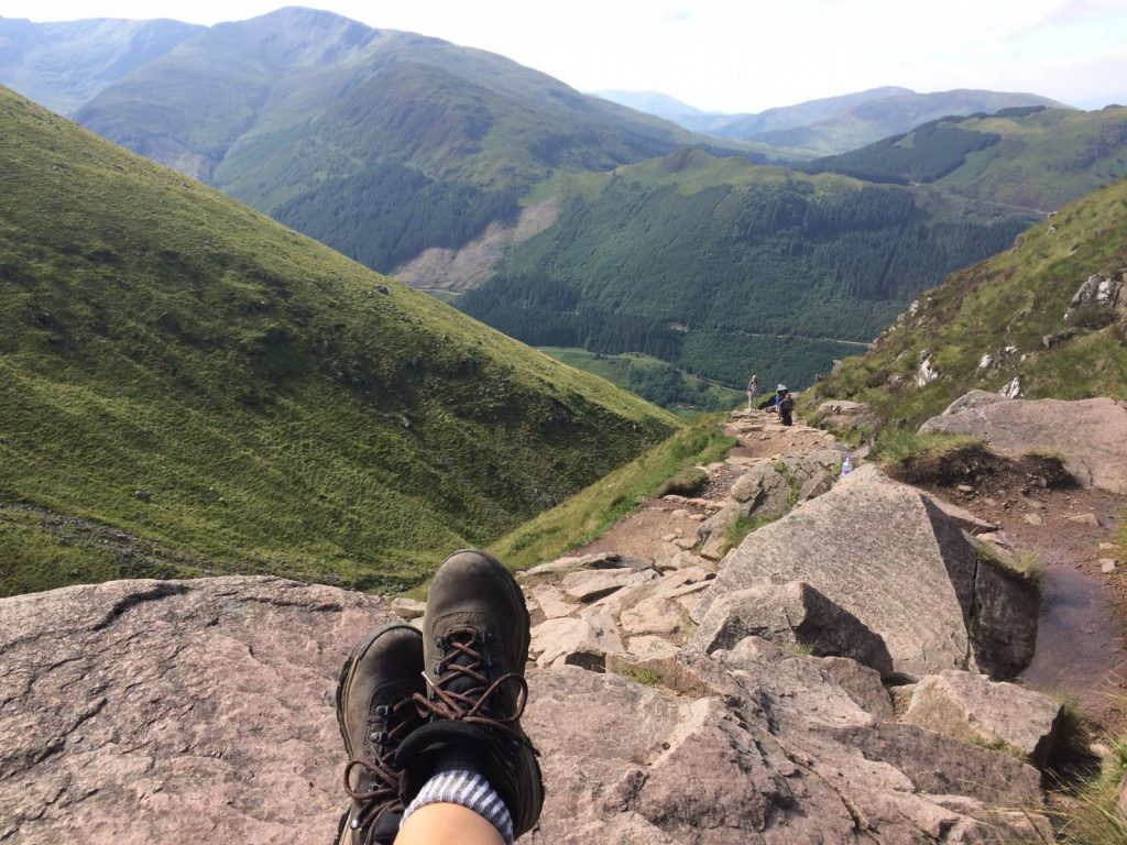 10 Top Tips for the West Highland Way