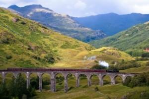 342-West Highland Rail & Hike - Macs Adventure