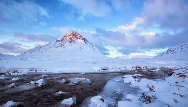Perfect for the movies?: Fabulous Glencoe scenery. Pic credit: John Mcsporran on Flickr