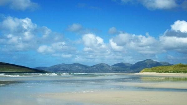 Sublime coastal scenery.
