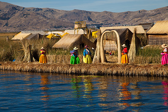 Tailormade Peru - Lake Titicaca