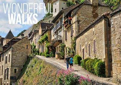 Walking in Dordogne