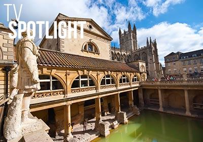 Downton Abbey to Bath