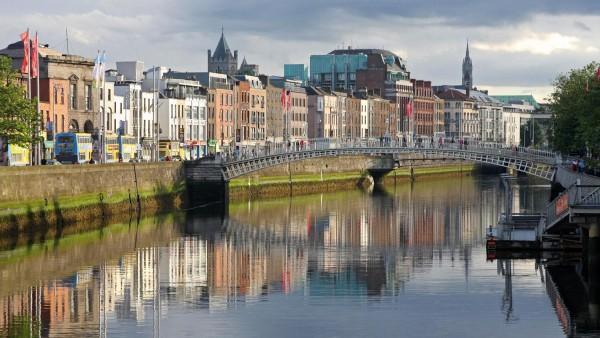 Dublin city.