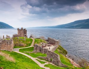 Will you spot Nessie?