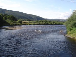 The River Spey.