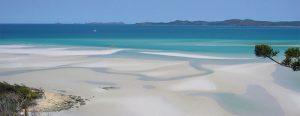 Whitehaven Beach, Whitsunday Islands, Australia. Pic credit: Kevin Gibbons