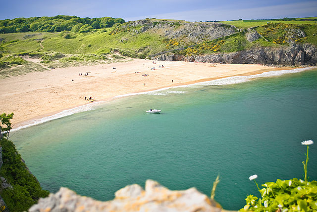 Barafundle Beach Pic Credit James Knight