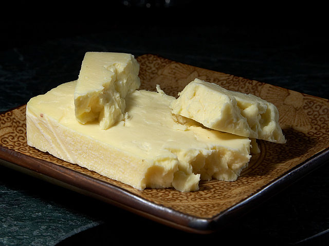 Delicious Wensleydale cheese. PIc credit: Jon Sullivan