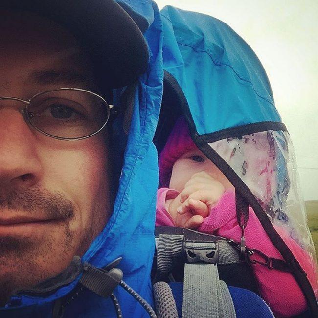 Another winner: Rain or Shine, West Highland Way
