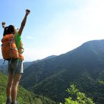 woman-hiking-outdoors