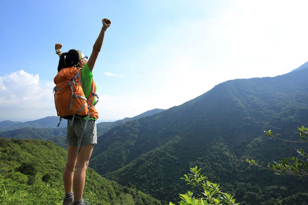 10 benefits of spending time outdoors