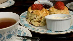 Cotswolds Cream Tea