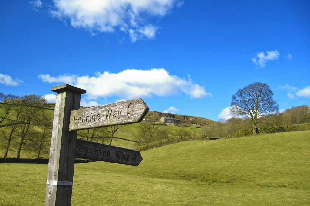 The Pennine Way - the Path, the People, the Journey
