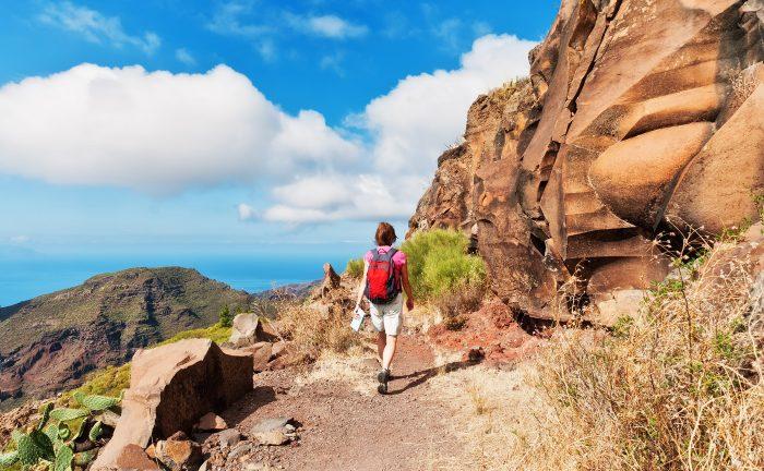 Hiking in Tenerife