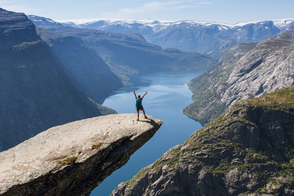 The Trolltunga