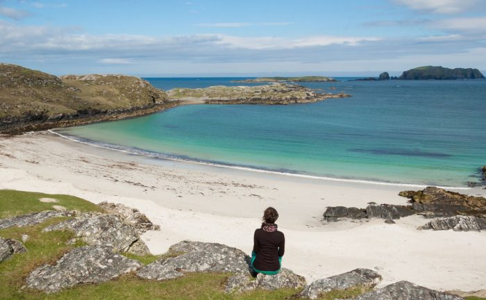 Isle of Lewis Beach