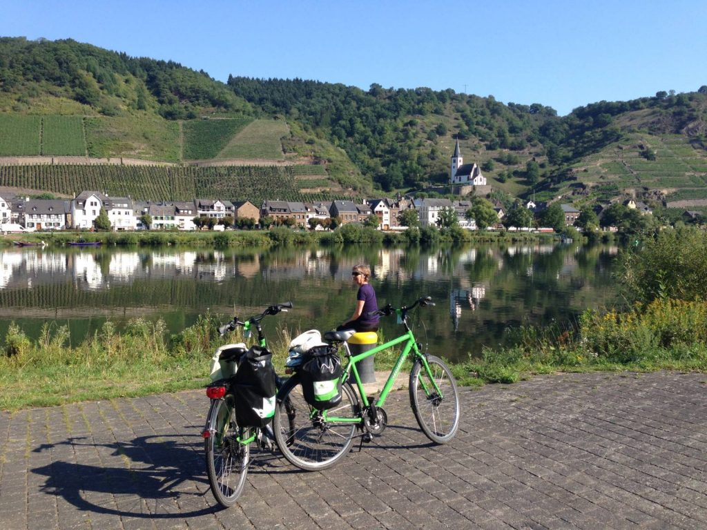 Moselle Cycle Path