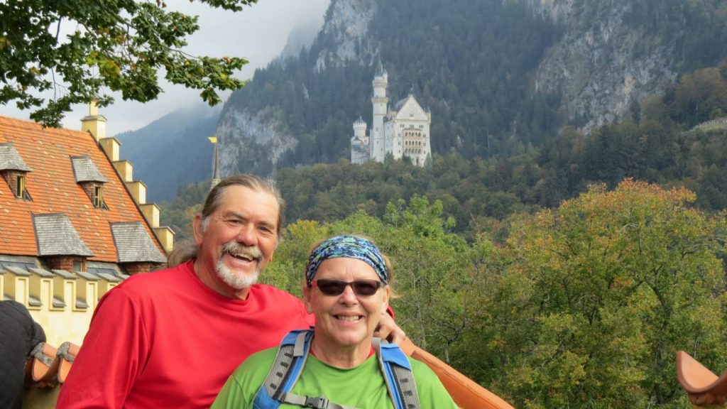 Neuschwanstein, King Ludwig Way