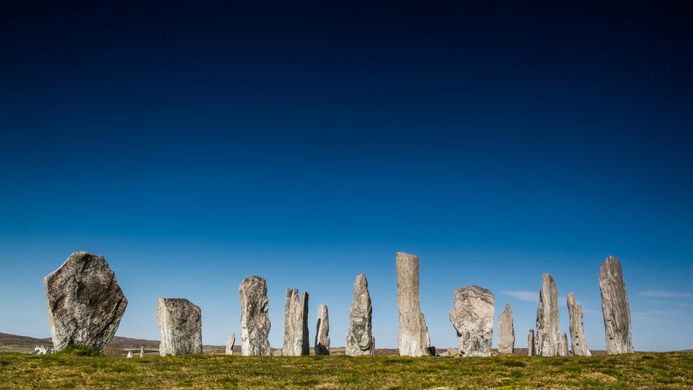 Callanish Stones, Isle of Lewis.