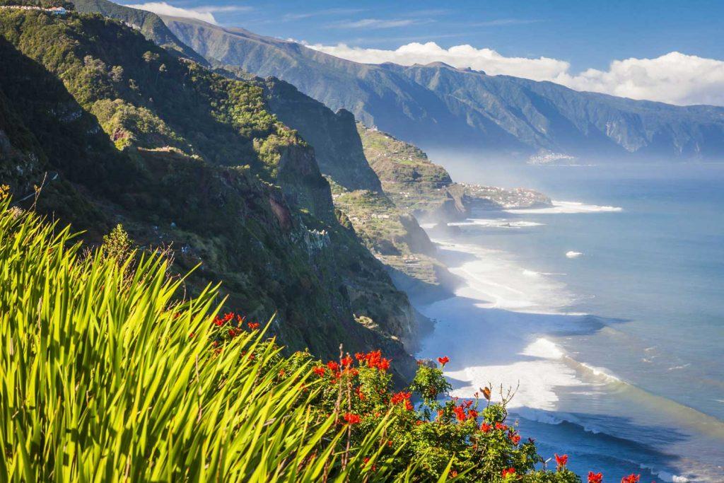 Madeira's Atlantic Coast