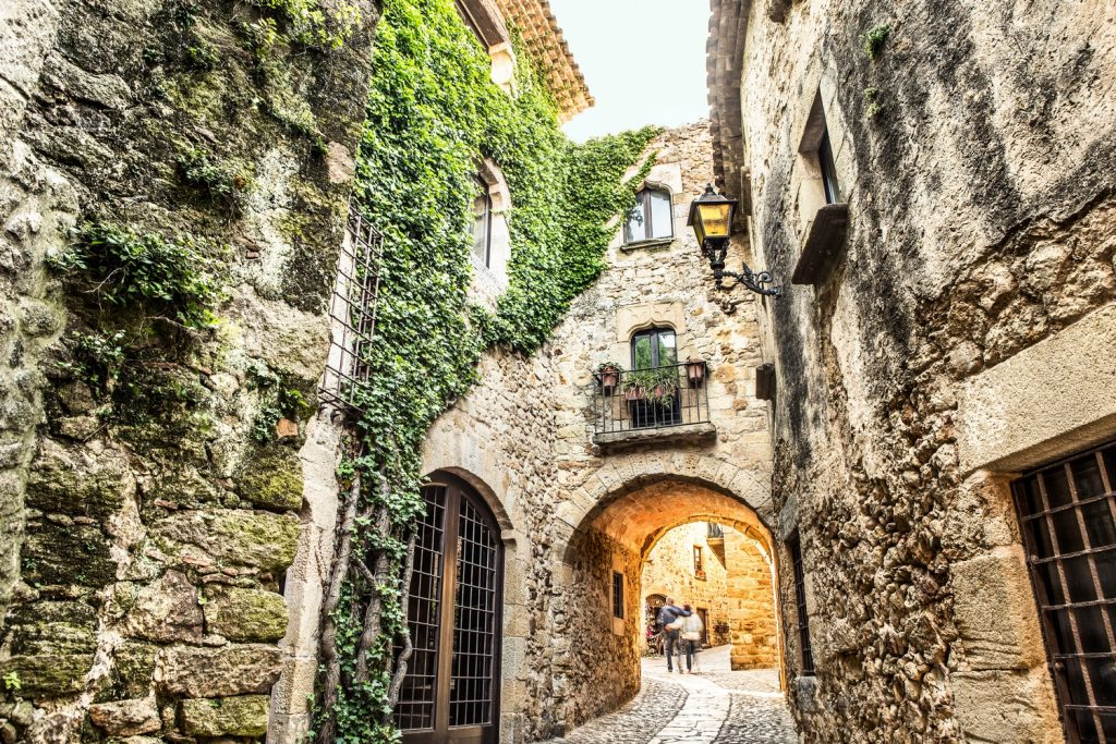 Gothic Streets of Girona