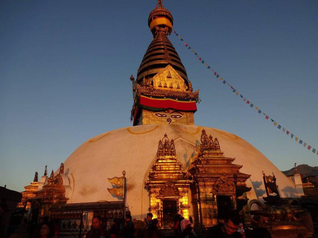 The Monkey Temple
