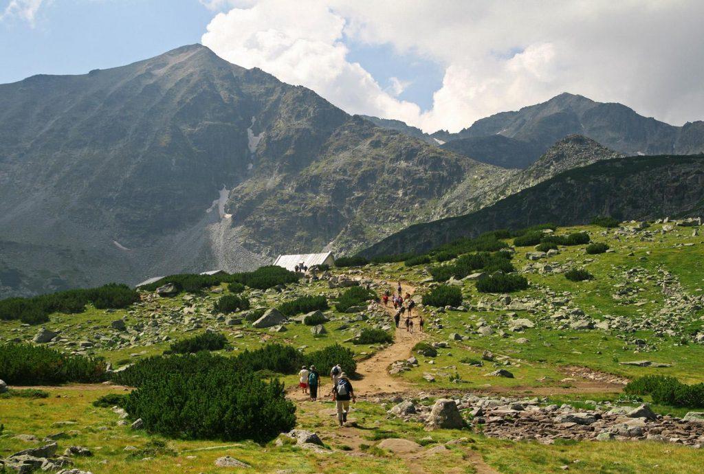 Walk amid the mountains of Rila and Pirin.