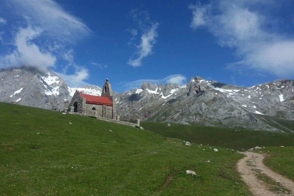 Stunning Picos de Europa.