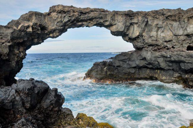 Coastal wonders.