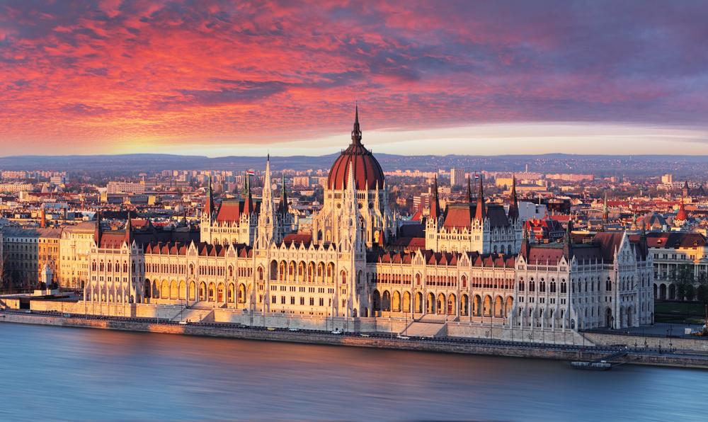 Fascinating Budapest.