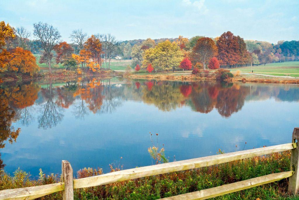 The Beautiful Wye River
