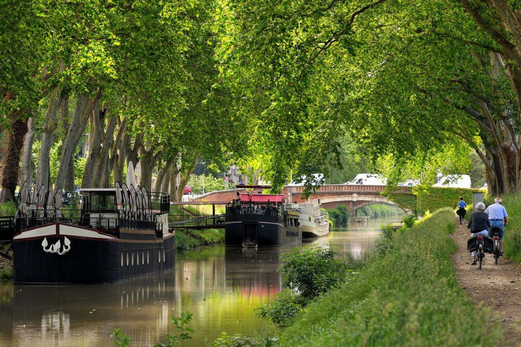 The Canal du Garonne