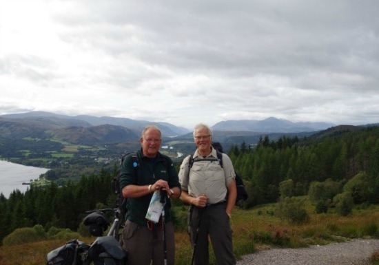 Great Glen Way High Route