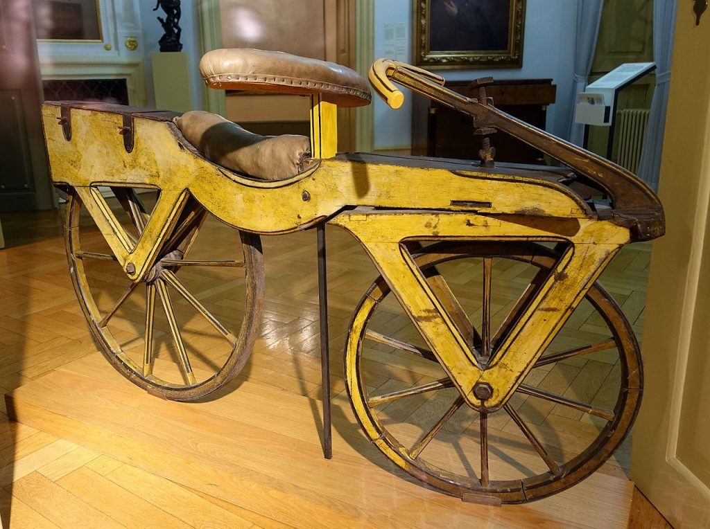 Karl Drais's Laufmaschine
