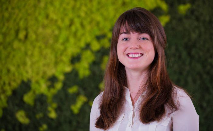 Rachel Lawrie, a destination and adventure specialist at Macs Adventure