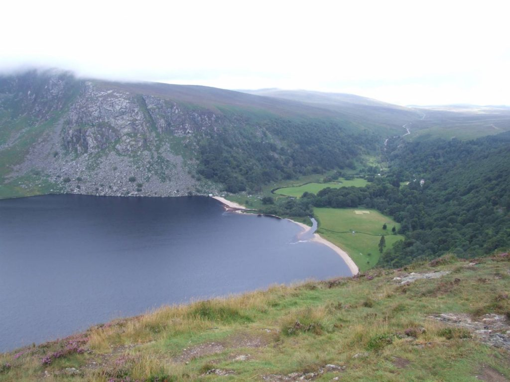 Lough Tay or Guinness Lake