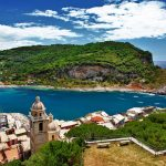 Portovenere and Palmaira Island