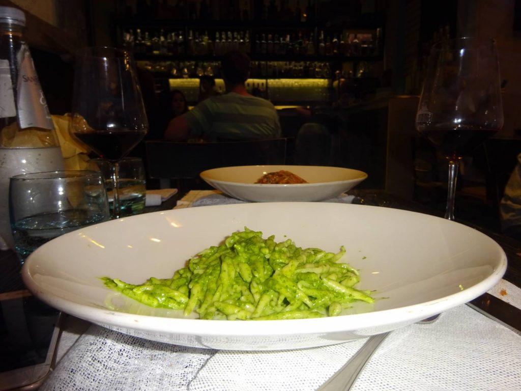 Food in the Cinque Terre