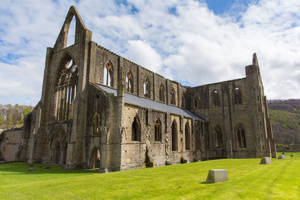 Tintern abbey frankenstein