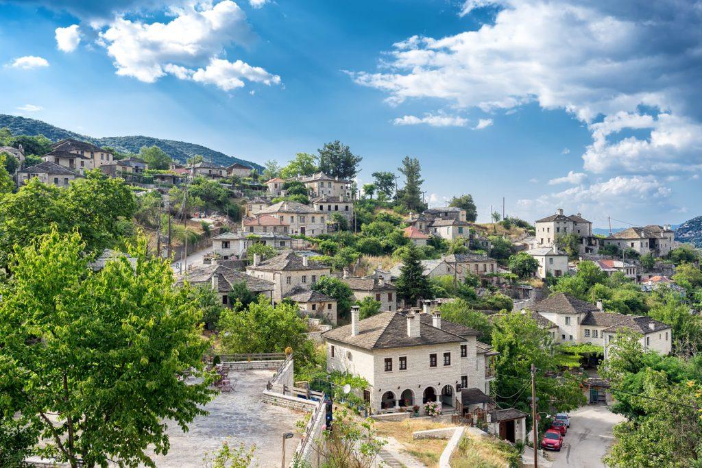 The village of Vitsa