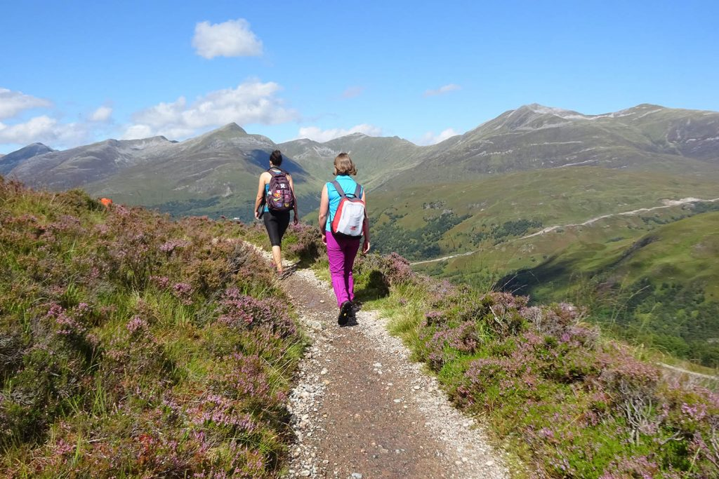 Walking the West Highland Way