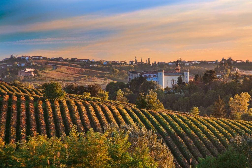 Costigliole d'Asti in Piedmont