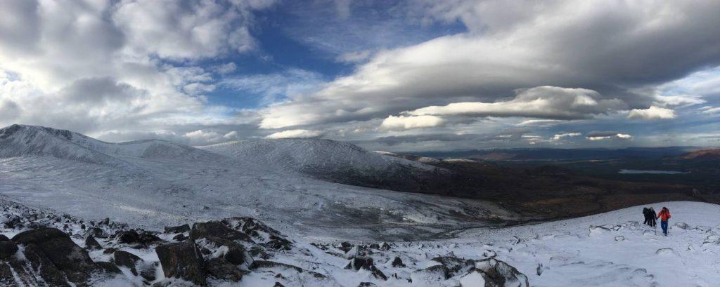 Panoramic Cairngorms