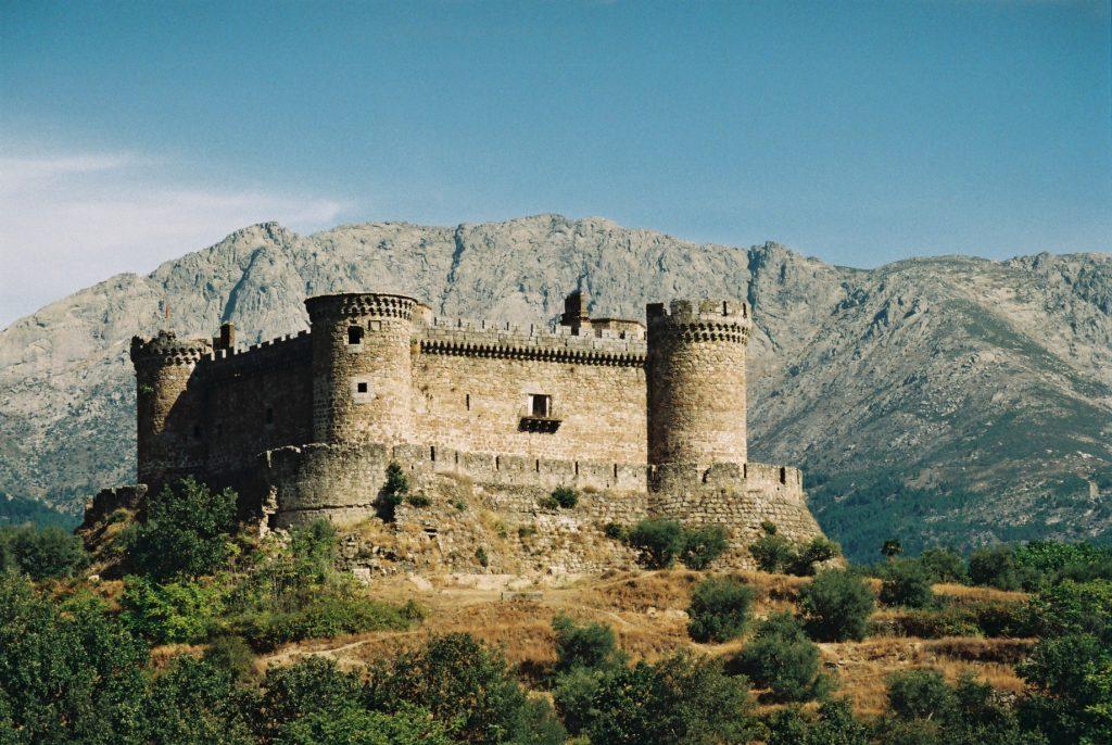 Monfrague Castle