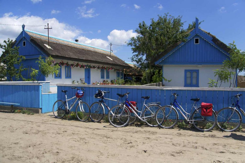 Adventure of the week romania 39 s danube delta by bike boat blog macs adventure - What houses romanians prefer ...