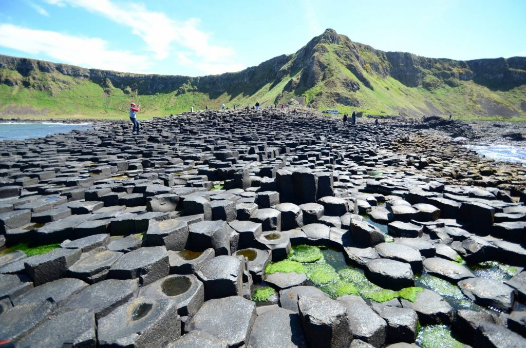Visit the Giant's Causeway on the Ultimate Ireland Discovery link.