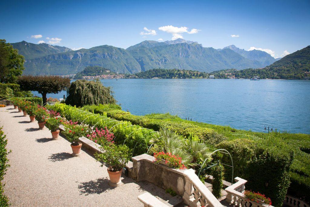 Villa Carlotta on Lake Como.
